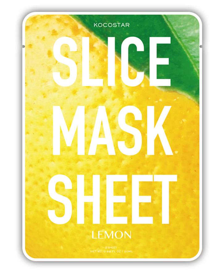 Kocostar маска-слайс для лица,