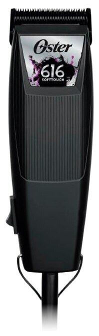 OSTER Машинка для стрижки Clipper SOFT TOUCH, 9W 230V