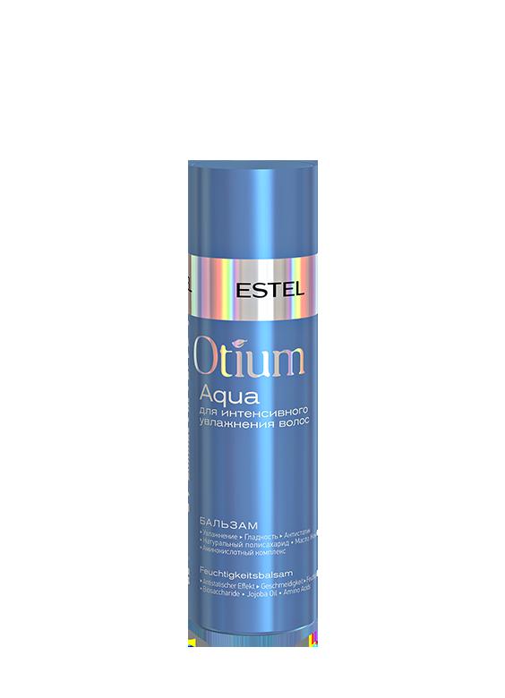 ESTEL PROFESSIONAL Бальзам для интенсивного увлажнения волос / OTIUM AQUA 200 мл
