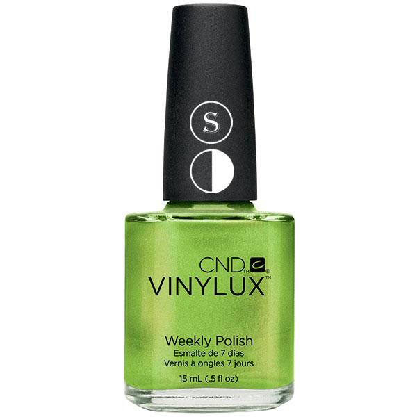 CND 127 лак недельный для ногтей Limeade / VINYLUX 15мл