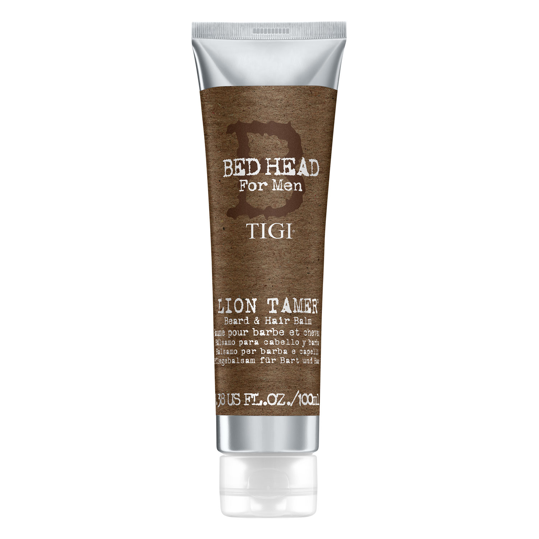 TIGI Крем стайлинговый для укладки бороды и волос / BH for Men Lion Tamer Beard & Hair Balm 100 мл - Кремы