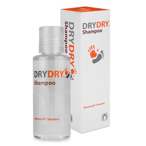 DRY DRY Средство для мытья волос и кожи головы / DRY DRY Shampoo 100млШампуни<br>С косметико-профилактическим средствами ТМ DRY DRY Ваши волосы обретут здоровый блеск, а также оздоровление кожи головы. Благодаря правильному применению данного комплекса, вы ощутите: восстановление баланса микрофлоры кожи головы противогрибковое и противовоспалительное действие устранение перхоти, зуда и дискомфорта предупреждение повторного появления перхоти Dermosoft  decalact   компонент натурального происхождения, который является альтернативой противогрибковых препаратов   триклозана и климбазола   в продуктах, предназначенных для борьбы с грибками. Dermosoft  decalact содержит в своем составе натуральную молочную кислоту. Благодаря пониженной кислотности препарат является эффективным средством, восстанавливающим и удерживающим необходимый уровень пониженной кислотности кожи. Имеет сбалансированный микробиологический критерий, что оказывает эффективную защиту от микроорганизмов, вызывающих нарушения в функционировании кожи, такие, как перхоть. В результате использования шампуня чешуйки волос раскрываются и становятся более восприимчивыми к последующему питанию   бальзаму. Уход волосам обеспечивает смываемый бальзам.Оба этих средства, шампунь и бальзам, имеют различия не только в консистенции и способе нанесения, но и в эффекте, который они оказывают на волосы. Шампунь предназначен исключительно для очищения: удаления излишков кожного сала, грязи, пыли, остатков стайлинговых средств. Преимущества: Имеют антимикробное действие Устраняют неприятные запахи (пота) на волосяном покрове кожи головы Подходят как женщинам, так и мужчинам (unisex) Не имеют ограничений по длительности и частоте использований Выпускаются в виде компактных удобных флаконов Ингредиент, Dermosoft  decalact, разрешено использовать в натуральной косметике с пометкой  без консервантов . Этот продукт не является сенсибилизирующим и не содержит генетически модифицированных материалов, а также зарегистрирован ECOCERT