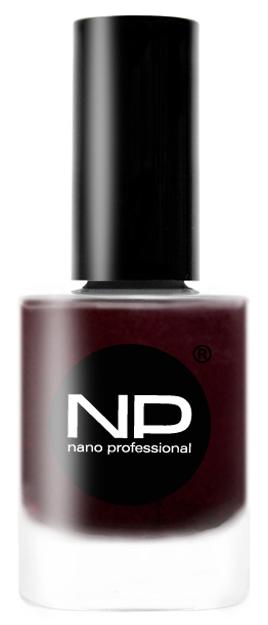 NANO PROFESSIONAL P-109 лак для ногтей, заветное желание 15 мл