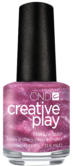 CND 408 лак для ногтей / Pinkidescent Creative Play 13,6 мл