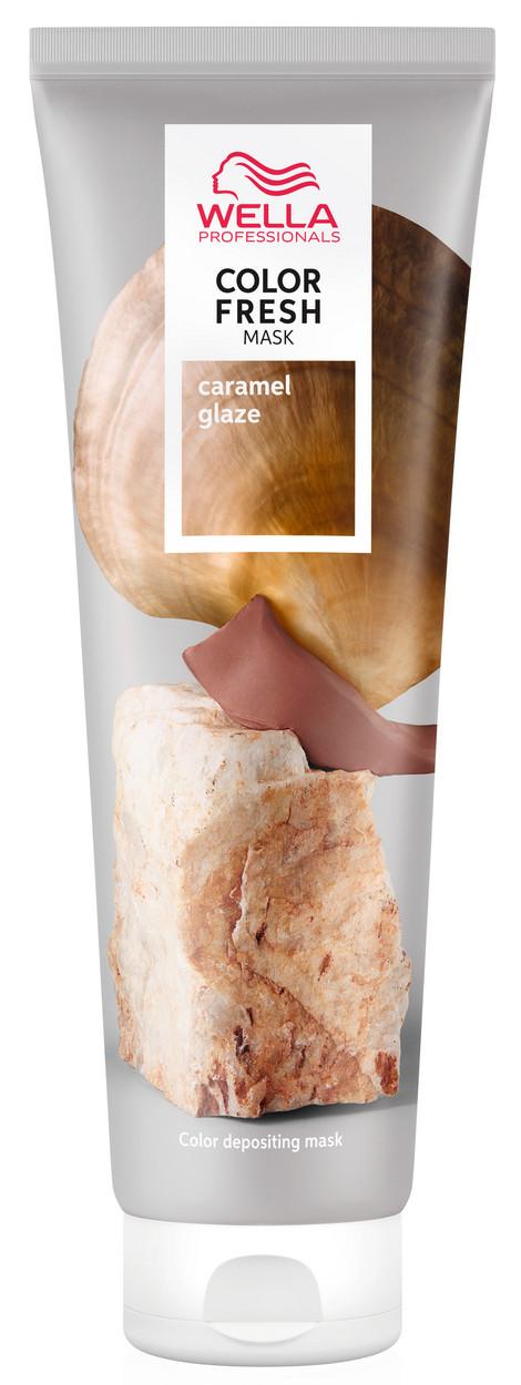 Купить WELLA PROFESSIONALS Маска оттеночная для волос, карамельная глазурь / COLOR FRESH 150 г