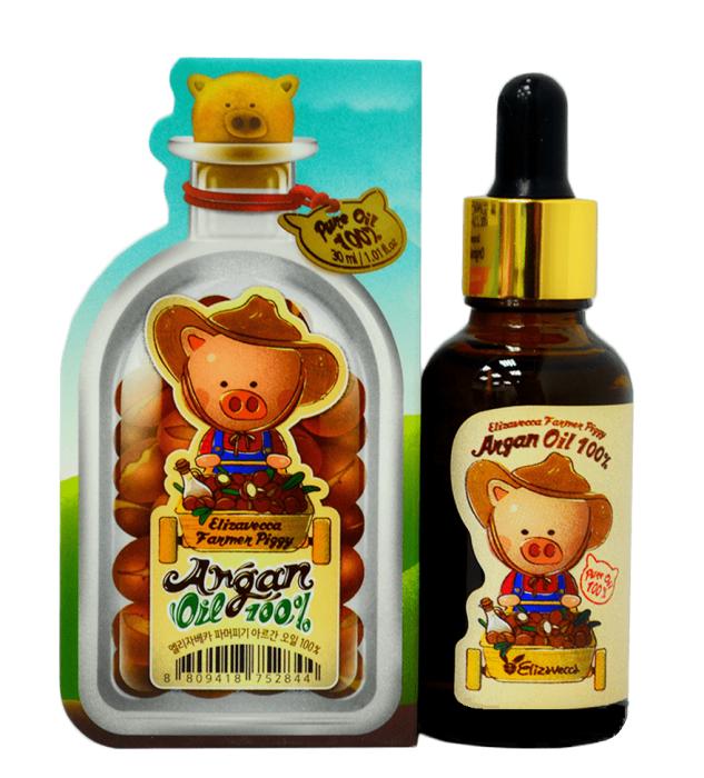 Купить ELIZAVECCA Масло арганы для кожи / Farmer Piggy Argan Oil 100% 30 мл
