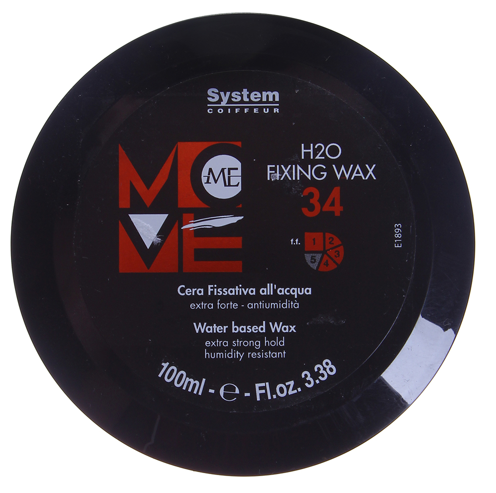 "DIKSON ���� ����������� ""���� ����"" / H2O FIXING WAX MOVE ME 100��"