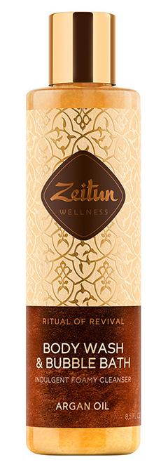 Купить ZEITUN Гель для душа и ванны Ритуал восстановления / Revival 250 мл