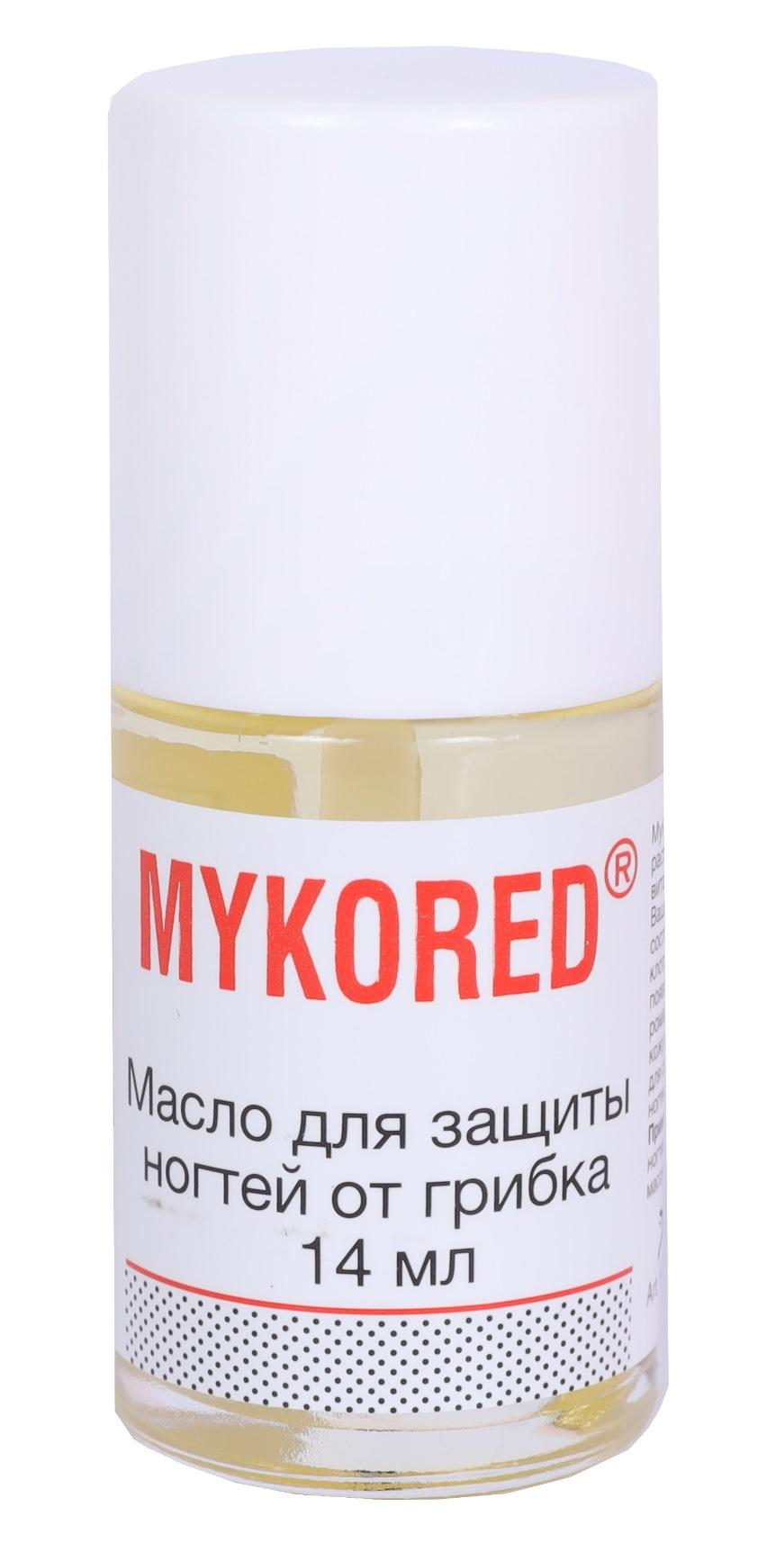 LAUFWUNDER Масло с антигрибковым эффектом для ногтей / Mykored 14 мл.