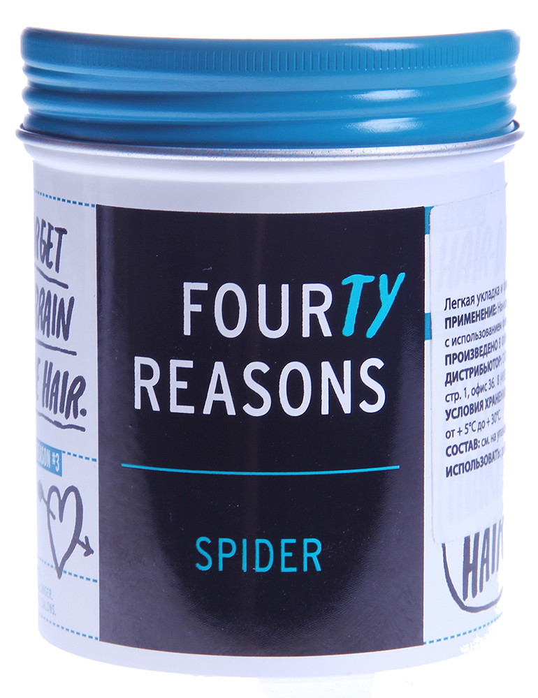 KC PROFESSIONAL ����� ����������� / Spider FOUR REASONS 100��