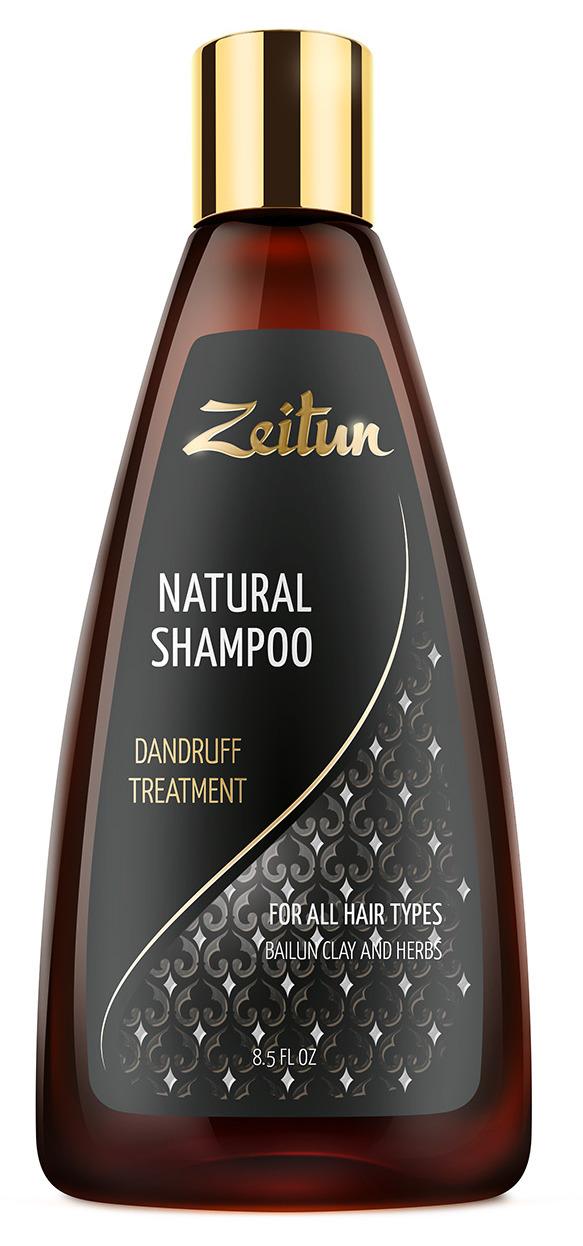 Купить ZEITUN Шампунь для волос Против перхоти 250 мл