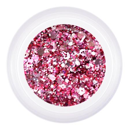 Купить PATRISA NAIL Гель для дизайна ногтей, розовый микс / Gel Glanz Flirt 5 г