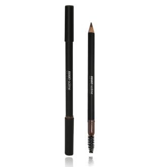 AVANT scene Карандаш для бровей, коричневый / Eyebrow Pencil brown 1,3 грКарандаши<br>Минеральный карандаш для бровей со спиральной синтетической щеточкой в комплекте. Карандаш включает в свой состав минеральные пигменты, кремний и слюду, что в сочетании с основой из масел, восков и витамином Е позволили получить уникальный по рабочим качествам продукт   мягкий при использовании, но устойчивый, с пластичной текстурой, легко скользящей, но оставляющей матовый эффект. Способ применения: выберите подходящий вам оттенок из предлагаемой гаммы, ориентируясь на корни ваших волос. Заполняйте цветовые пробелы между волосков, легкими штрихами, а также создавайте натуральный объемный 3D эффект, применяя несколько оттенков карандаша одновременно.<br>