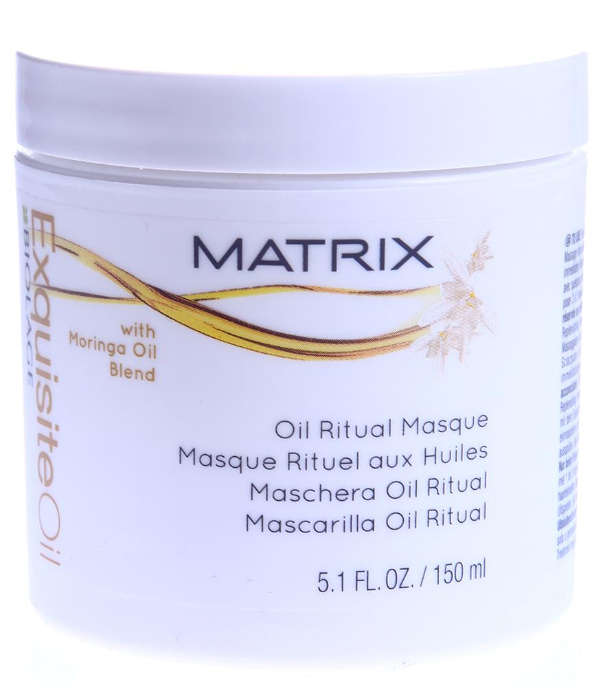 MATRIX Маска для питания и восстановления волос / БИОЛАЖ ЭКСКВИЗИТ ОИЛ 150мл