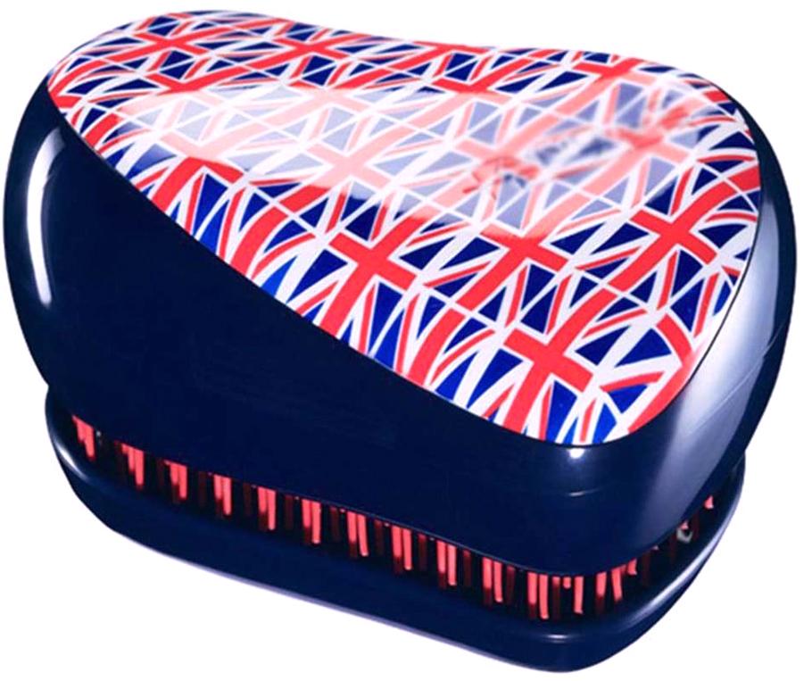 TANGLE TEEZER Расческа / Tangle Teezer Compact Styler Cool Britannia