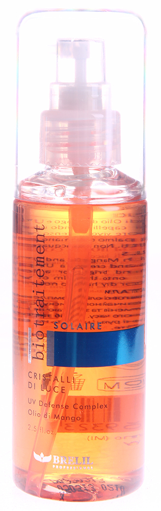 BRELIL ��������� ��� ����� ����� ������ / Bio Traitement Solaire 75��