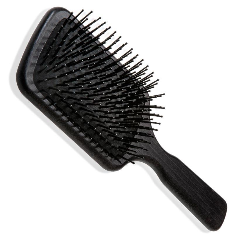 CLOUD NINE Расческа профессиональная плоская деревянная / Professional Paddle Brush