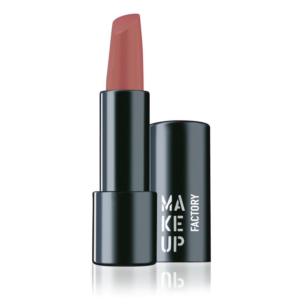 Купить MAKE UP FACTORY Помада полуматовая устойчивая для губ, 235 палисандр / Magnetic Lips semi-mat & long-lasting 4 г
