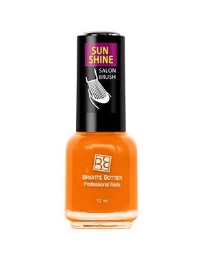 BRIGITTE BOTTIER 11 лак для ногтей Оранжевый сочный / SUNSHINE 12мл