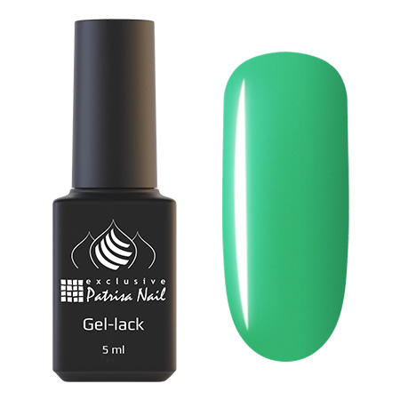 Купить PATRISA NAIL 724 гель-лак однофазный для ногтей Московская сага 5 мл, Зеленые