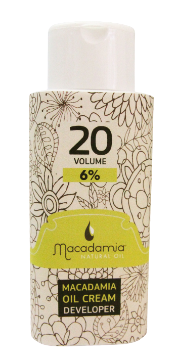 MACADAMIA NATURAL OIL Окислитель 6% / Cream Color 150 мл