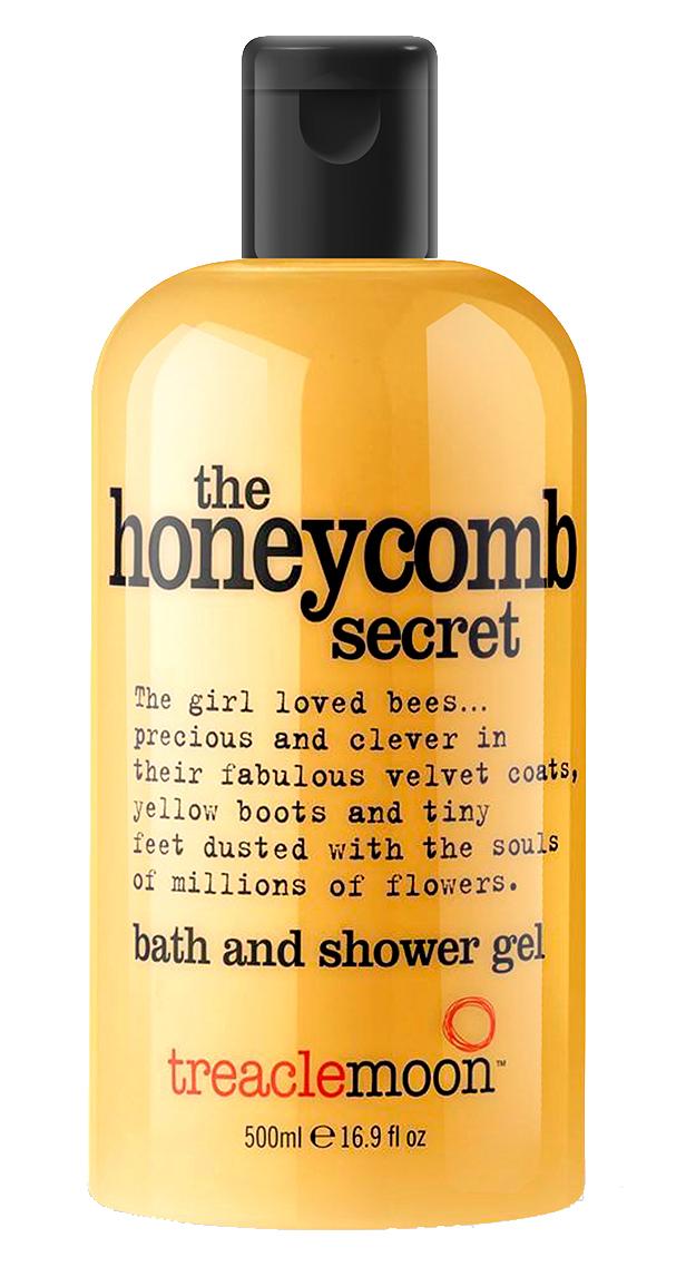 Купить TREACLEMOON Гель для душа Медовый десерт / The honeycomb secretBath & shower gel 500 мл