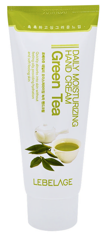 Купить LEBELAGE Крем увлажняющий с экстрактом зеленого чая для рук 100 мл
