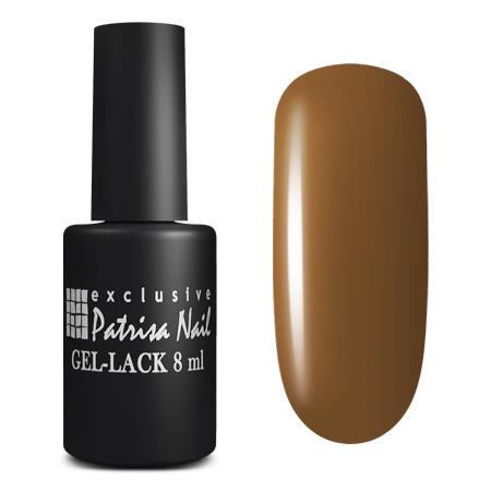 Купить PATRISA NAIL 383 гель-лак для ногтей Брауни 8 мл, Коричневые