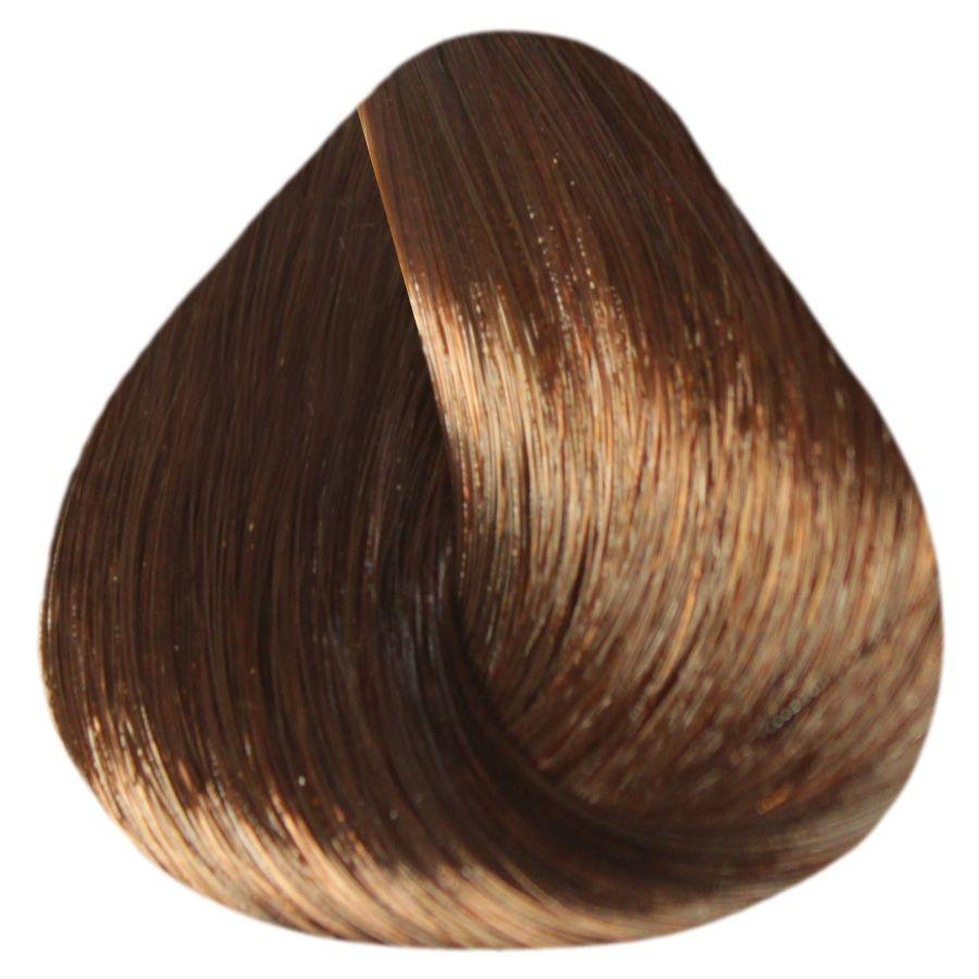 ESTEL PROFESSIONAL 6/75 краска д/волос / DE LUXE SENSE 60млКраски<br>6/75 темно-русый коричнево-красный Разнообразие палитры оттенков SENSE DE LUXE позволяет играть и варьировать цветом, усиливая естественную красоту волос, создавать яркие оттенки. Волосы приобретут великолепный блеск, мягкость и шелковистость. Новые возможности для мастера, истинное наслаждение для вашего клиента. Полуперманентная крем-краска для волос не содержит аммиак. Окрашивает волосы тон в тон. Придает глубину натуральному цвету волос, насыщает их блеском и сиянием. Выравнивает цвет волос по всей длине. Легко смешивается, обладает мягкой, эластичной консистенцией и приятным запахом, экономична в использовании. Масло авокадо, пантенол и экстракт оливы обеспечивают глубокое питание и увлажнение, кератиновый комплекс восстанавливает структуру и природную эластичность волос, сохраняет естественный гидробаланс кожи головы. Палитра цветов: 68 тонов. Цифровое обозначение тонов в палитре: Х/хх   первая цифра   уровень глубины тона х/Хх   вторая цифра   основной цветовой нюанс х/хХ   третья цифра   дополнительный цветовой нюанс Рекомендуемый расход крем-краски для волос средней густоты и длиной до 15 см   60 г (туба). Способ применения: ОКРАШИВАНИЕ Рекомендуемые соотношения Для темных оттенков 1-7 уровней и тонов EXTRA RED: 1 часть крем-краски SENSE DE LUXE + 2 части 3% оксигента DE LUXE Для светлых оттенков 8-10 уровней: 1 часть крем-краски ESTEL SENSE DE LUXE + 2 части 1,5% активатора DE LUXE. КОРРЕКТОРЫ /CORRECTOR/ 0/00N   /Нейтральный/ бесцветный безамиачный крем. Применяется для получения промежуточных оттенков по цветовому ряду. 0/66, 0/55, 0/44, 0/33, 0/22, 0/11   цветные корректоры. С помощью цветных корректоров можно усилить яркость, интенсивность цвета, или нейтрализовать нежелательный цветовой нюанс. Рекомендуемое количество корректоров: 1 г = 2 см На 30 г крем-краски (оттенки основной палитры): 10/Х   1-2 см 9/Х   2-3 см 8/Х   3-4 см 7/Х   4-5 см 6/Х   5-6 см 5/Х   6-7 см 4/Х   7-8 см 3/Х 