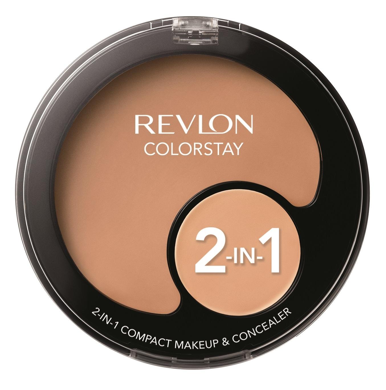 Купить REVLON Основа тональная + консилер 2 в 1 240 / Colorstay