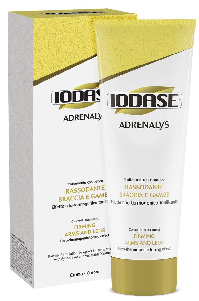 IODASE Крем для тела / Adrenalys crema 220 мл - Кремы