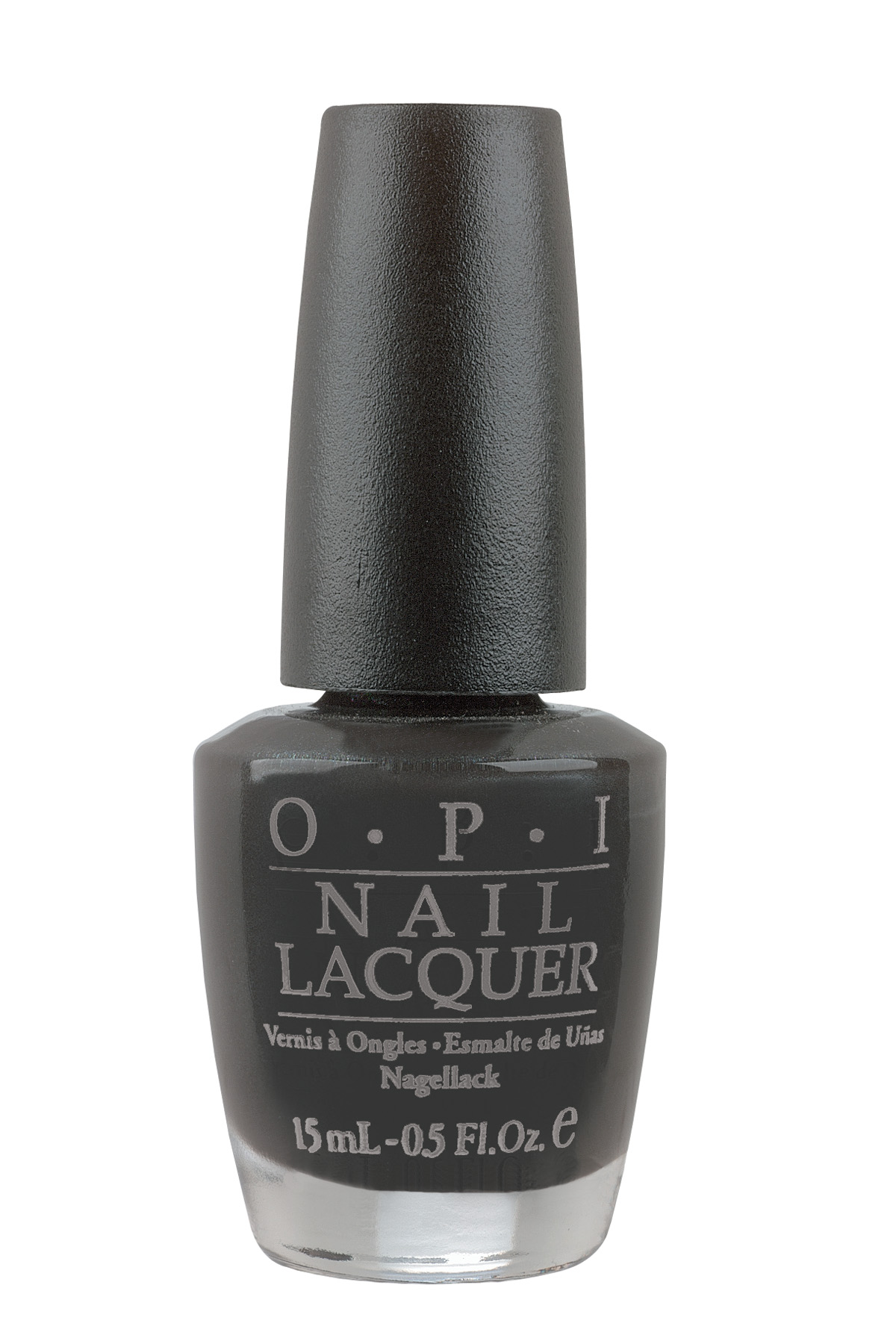 OPI Лак для ногтей Black Onyx 15мл opi лак для ногтей mod about you brights 15мл