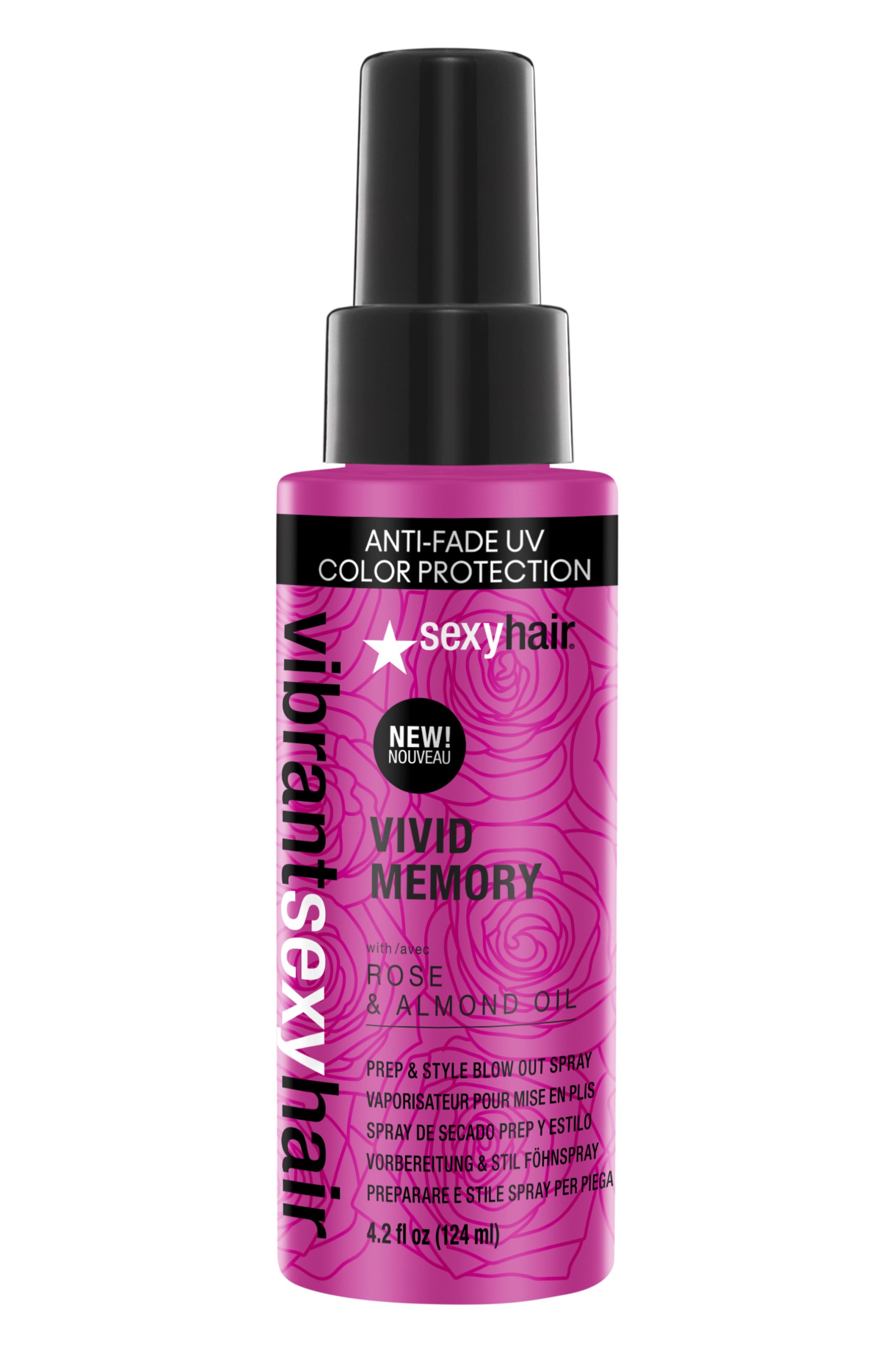 SEXY HAIR Спрей для сушки феном / Vibrant Vivid memory 124 мл - Спреи
