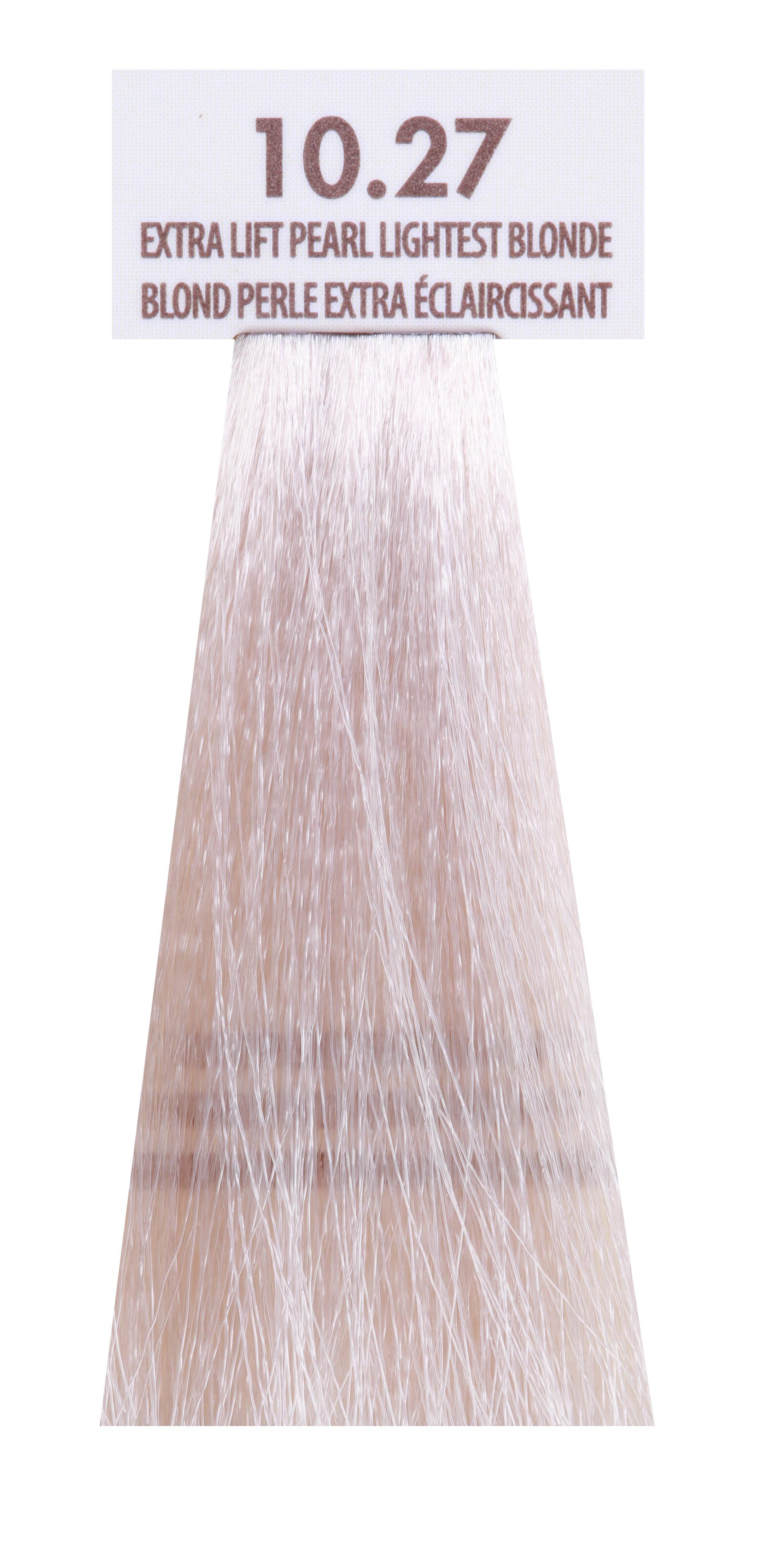 MACADAMIA NATURAL OIL 10.27 краска для волос, осветляющий жемчужный блондин / MACADAMIA COLORS 100 мл