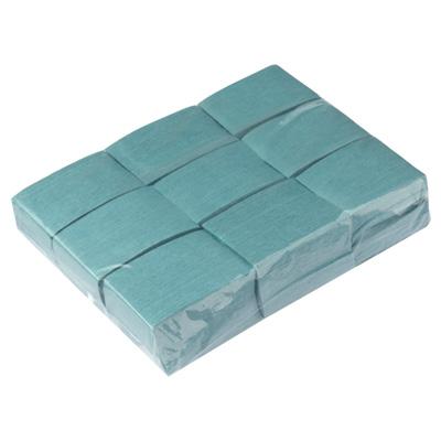 Купить IRISK PROFESSIONAL Салфетки безворсовые 4*6 см, 01 аквамариновые 900 шт