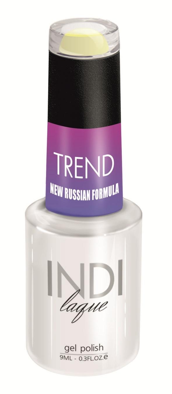 Купить RuNail 5100 гель-лак для ногтей / INDI laque Trend 9 мл, Желтые