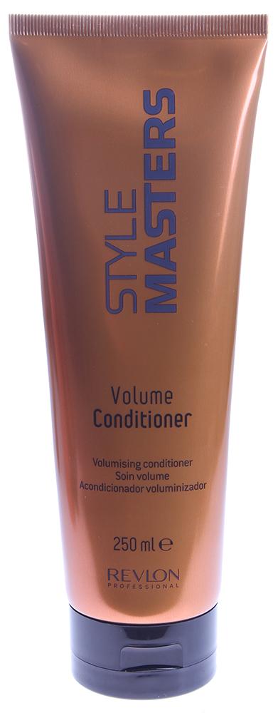 REVLON Кондиционер для объема волос / STYLE MASTERS VOLUME 250млКондиционеры<br>Кондиционер для объема волос. Специально разработан для придания объема тонким и слабым волосам, питает, восстанавливает и укрепляет, делает волосы упругими и управляемыми, без эффекта утяжеления. Способ применения: нанести на влажные волосы легкими массажными движениями. Время выдержки 3 минуты, смыть большим количеством воды.<br>