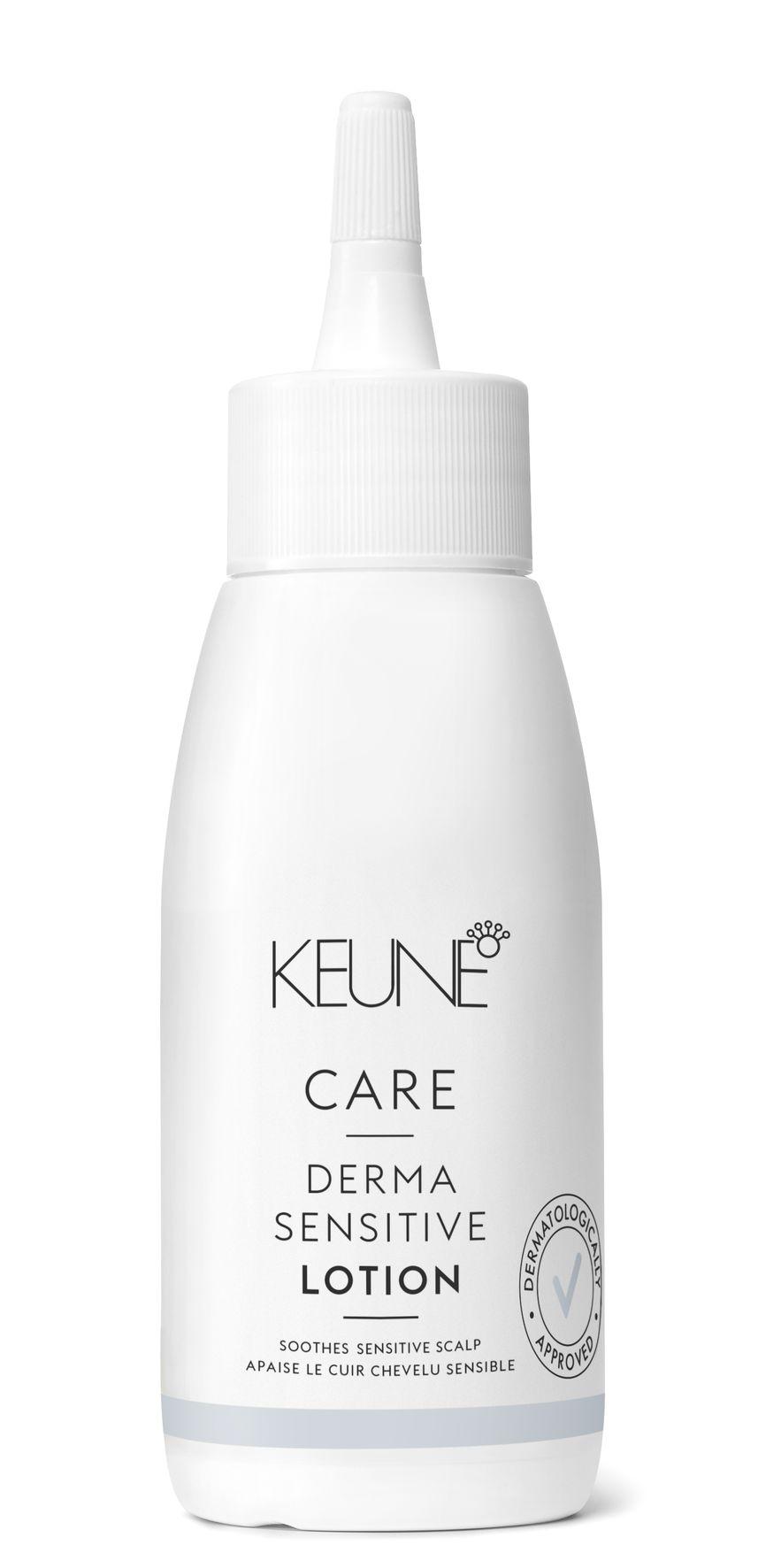 KEUNE Лосьон для чувствительной кожи головы / CARE DERMA SENSITIVE LOTION 75 мл  - Купить