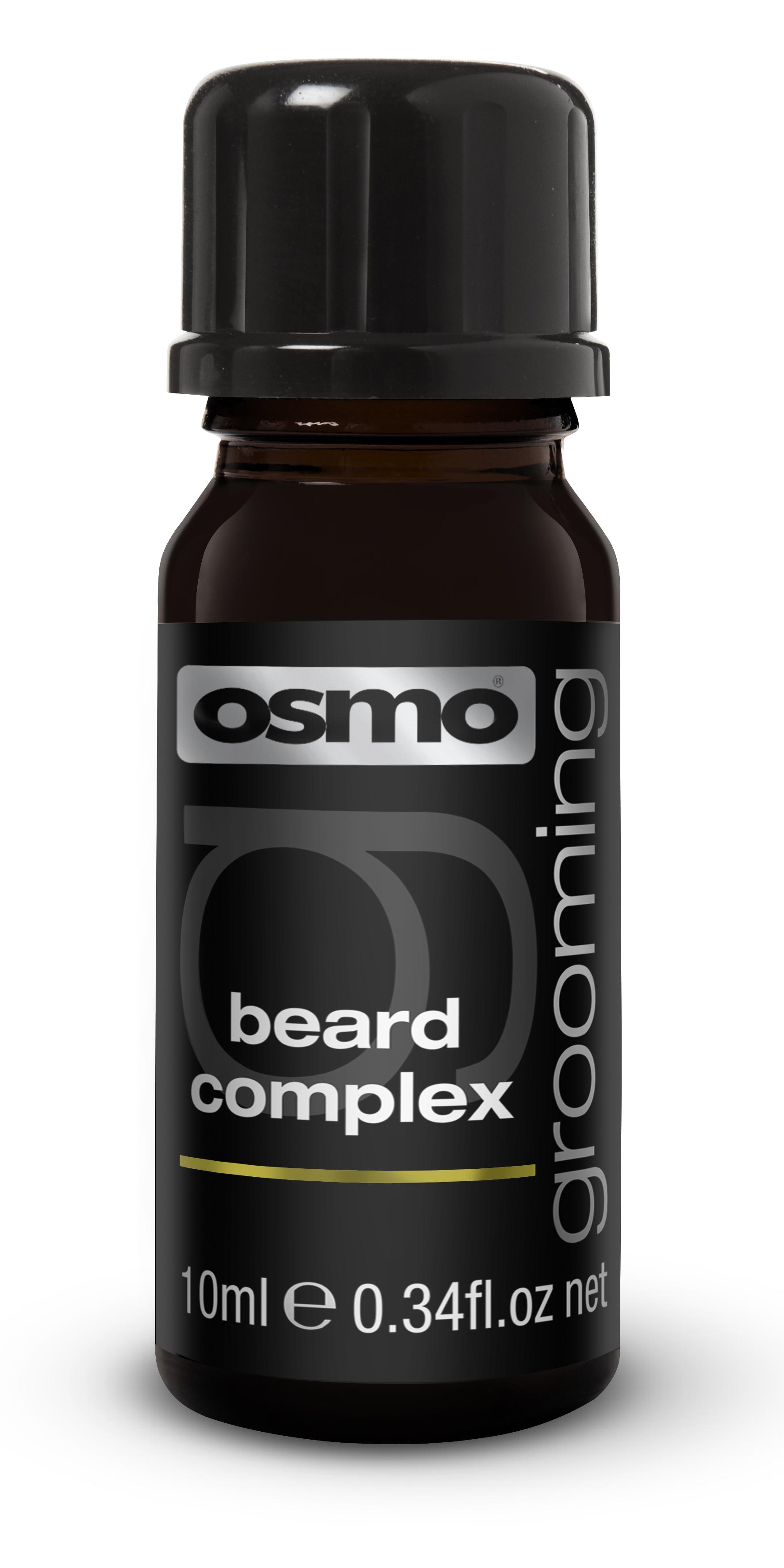 OSMO Комплекс кондиционирующий масленый для бороды, кожи и волос / Beard Complex Traveller 10 мл