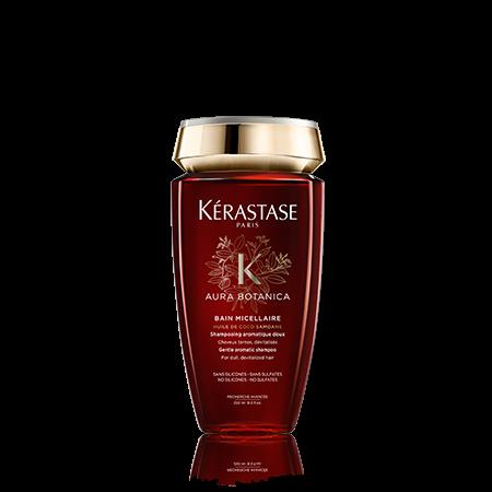 KERASTASE Шампунь-ванна для волос / АУРА БОТАНИКА 250мл kerastase kerastase шампунь ванна для поврежденных и осветленных окрашенных волос reflection chromatique riche e2268700 250 мл