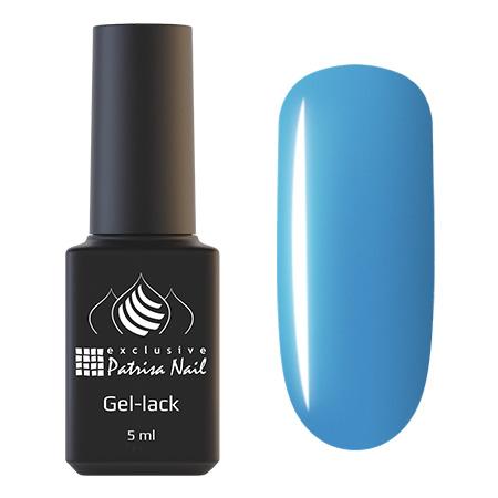 Купить PATRISA NAIL 710 гель-лак однофазный для ногтей Московская сага 5 мл, Синие