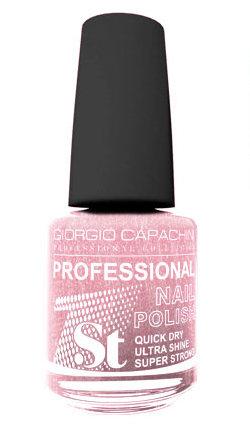 Купить GIORGIO CAPACHINI 24 лак для ногтей, розовый блеск / 1-st Professional 16 мл, Розовые