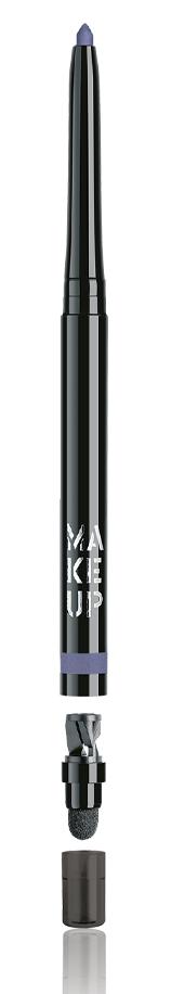 Купить MAKE UP FACTORY Карандаш автоматический контурный для глаз, 24 дымчато-сливовый / Automatic Eyeliner 0, 31 г