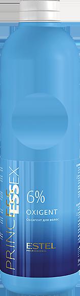ESTEL PROFESSIONAL Оксигент 6% / Essex Princess 1000млОкислители<br>Позволяет достичь наилучших результатов с крем-красками PRINCESS ESSEX и обесцвечивающей пудрой PRINCESS ESSEX. Способ применения: только для профессионального применения.<br><br>Объем: 1000 мл<br>Содержание кислоты: 6%<br>Класс косметики: Профессиональная