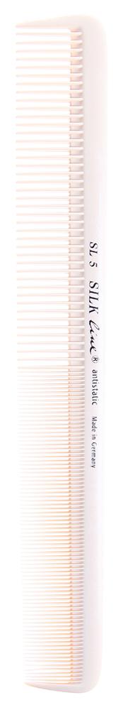 TRIUMPH Расческа TR силик. женская раб SL5~Расчески<br>Расческа силиконовая Triumf SILK LINE 215 мм. Гипоаллергенная. Эластичная. Aнтистатичная. Оказывает минимальное агрессивное воздействие на луковицы волос и кожу головы.<br>