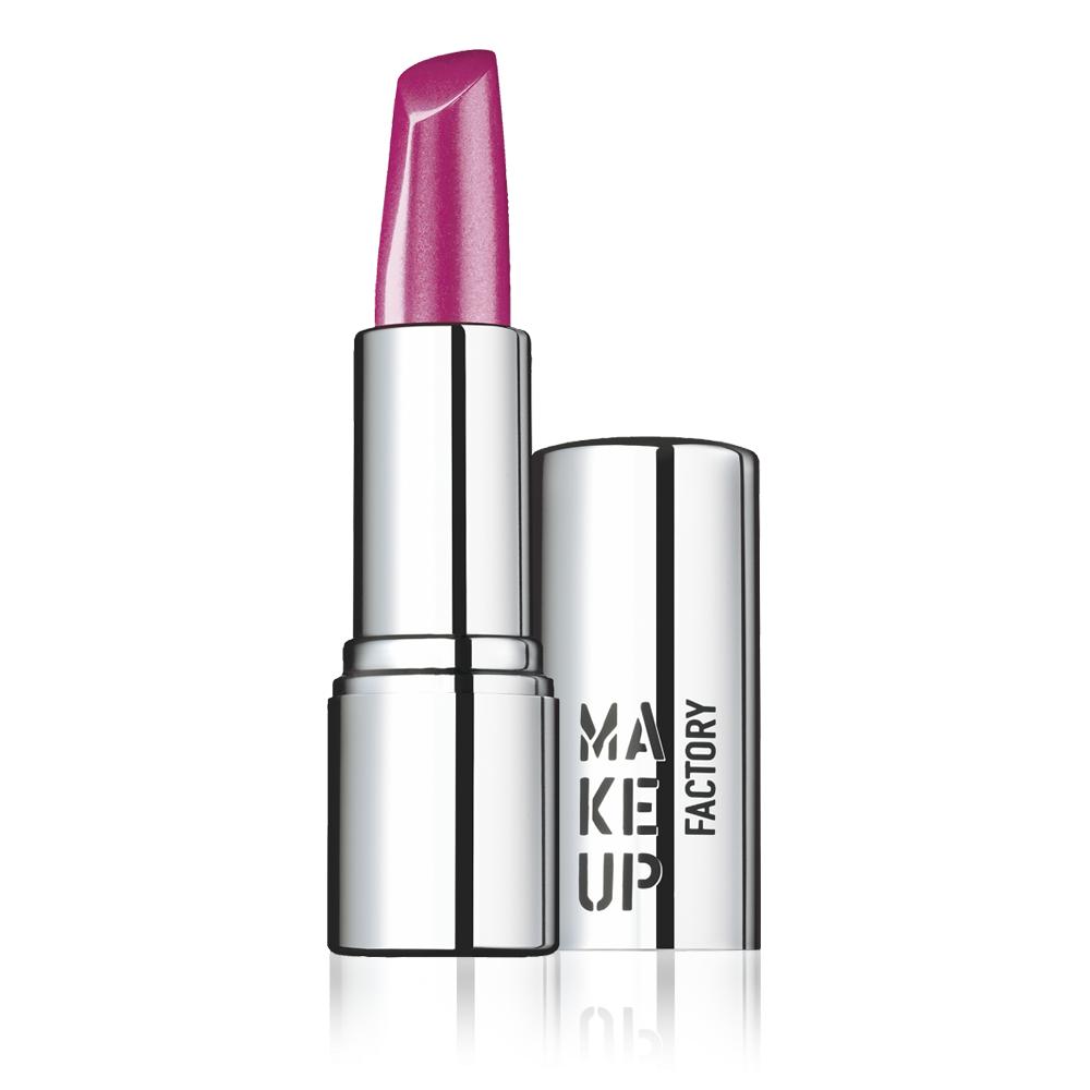 MAKE UP FACTORY Помада кремовая для губ, 229 веселый розовый / Lip Color 4 г помады make up factory кремовая помада для губ lip color 237 оттенок розовый коралл