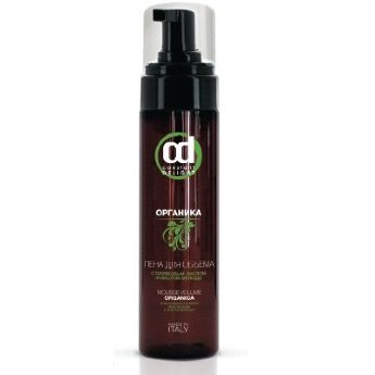 CONSTANT DELIGHT Пена для объема с оливковым маслом и маслом авокадо / Organica Line 200 мл