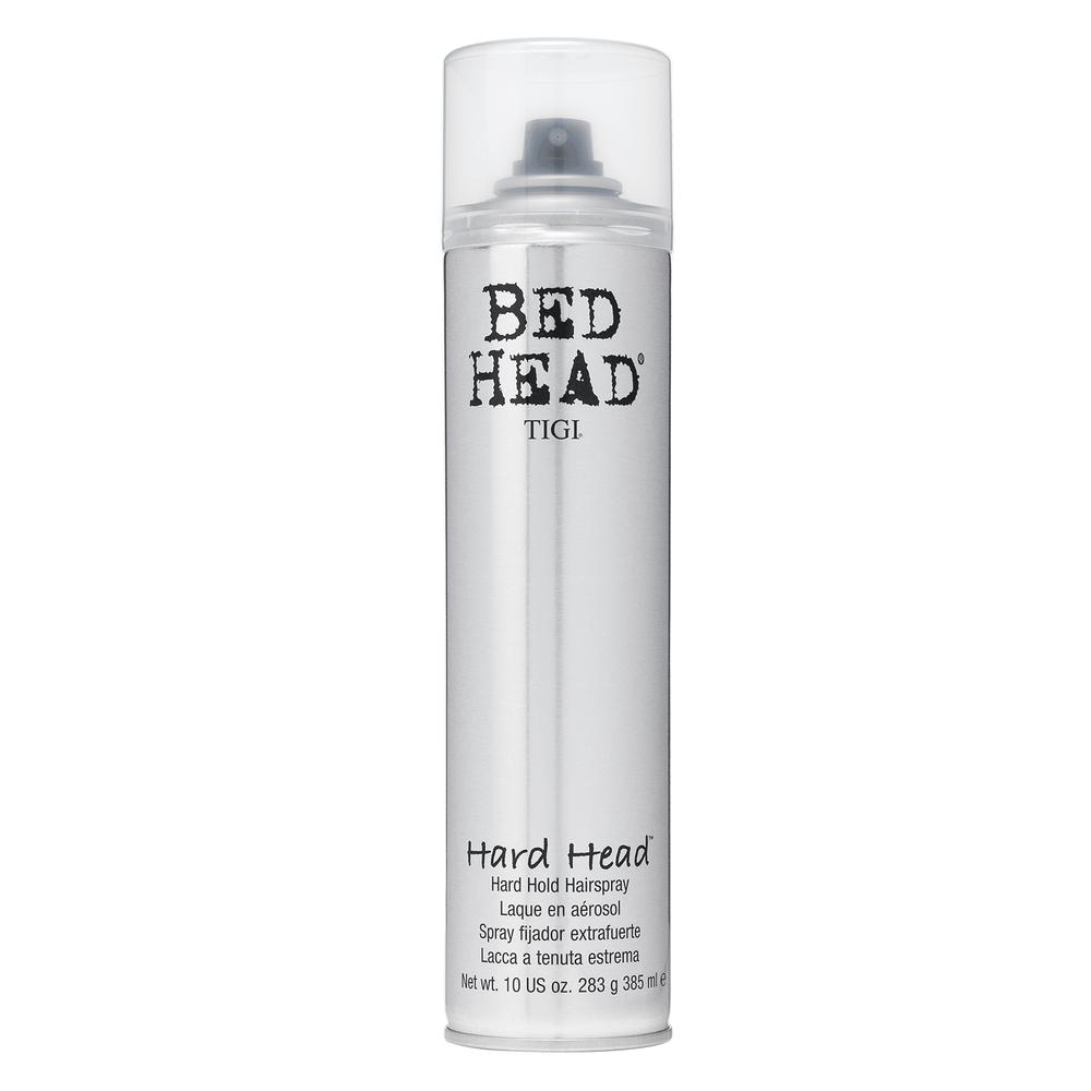 TIGI Лак для суперсильной фиксации / BED HEAD Hard Head, 385 мл -  Лаки