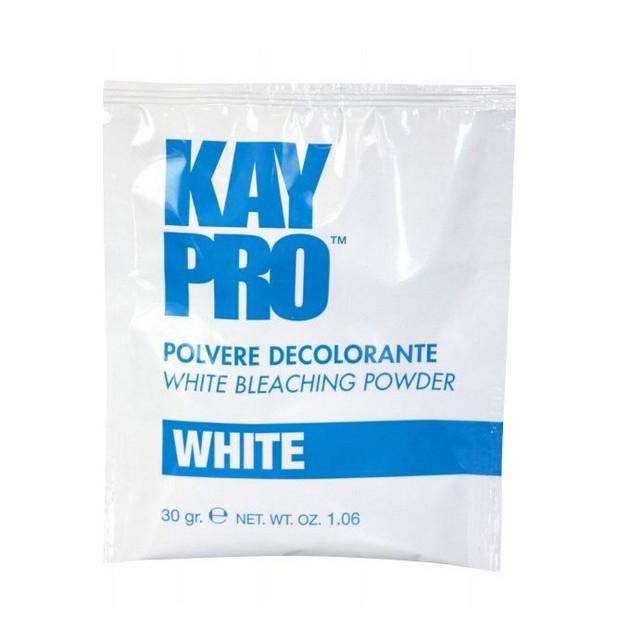 KAYPRO Порошок обесцвечивающий белый / KAY PRO 30гр