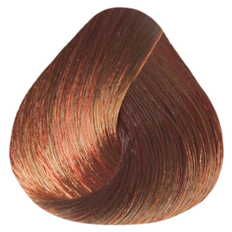 ESTEL PROFESSIONAL 5/45 краска д/волос / DE LUXE SENSE 60млКраски<br>5/45 светлый шатен медно-красный Разнообразие палитры оттенков SENSE DE LUXE позволяет играть и варьировать цветом, усиливая естественную красоту волос, создавать яркие оттенки. Волосы приобретут великолепный блеск, мягкость и шелковистость. Новые возможности для мастера, истинное наслаждение для вашего клиента. Полуперманентная крем-краска для волос не содержит аммиак. Окрашивает волосы тон в тон. Придает глубину натуральному цвету волос, насыщает их блеском и сиянием. Выравнивает цвет волос по всей длине. Легко смешивается, обладает мягкой, эластичной консистенцией и приятным запахом, экономична в использовании. Масло авокадо, пантенол и экстракт оливы обеспечивают глубокое питание и увлажнение, кератиновый комплекс восстанавливает структуру и природную эластичность волос, сохраняет естественный гидробаланс кожи головы. Палитра цветов: 68 тонов. Цифровое обозначение тонов в палитре: Х/хх   первая цифра   уровень глубины тона х/Хх   вторая цифра   основной цветовой нюанс х/хХ   третья цифра   дополнительный цветовой нюанс Рекомендуемый расход крем-краски для волос средней густоты и длиной до 15 см   60 г (туба). Способ применения: ОКРАШИВАНИЕ Рекомендуемые соотношения Для темных оттенков 1-7 уровней и тонов EXTRA RED: 1 часть крем-краски SENSE DE LUXE + 2 части 3% оксигента DE LUXE Для светлых оттенков 8-10 уровней: 1 часть крем-краски ESTEL SENSE DE LUXE + 2 части 1,5% активатора DE LUXE. КОРРЕКТОРЫ /CORRECTOR/ 0/00N   /Нейтральный/ бесцветный безамиачный крем. Применяется для получения промежуточных оттенков по цветовому ряду. 0/66, 0/55, 0/44, 0/33, 0/22, 0/11   цветные корректоры. С помощью цветных корректоров можно усилить яркость, интенсивность цвета, или нейтрализовать нежелательный цветовой нюанс. Рекомендуемое количество корректоров: 1 г = 2 см На 30 г крем-краски (оттенки основной палитры): 10/Х   1-2 см 9/Х   2-3 см 8/Х   3-4 см 7/Х   4-5 см 6/Х   5-6 см 5/Х   6-7 см 4/Х   7-8 см 3/Х   